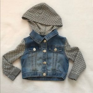 Other - Genuine Kids Denim Jacket